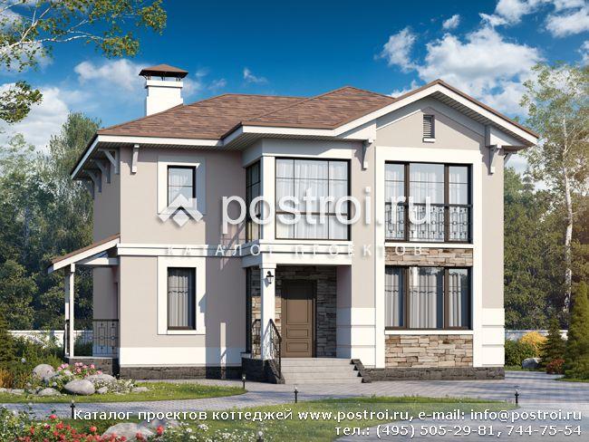 кирпичные дома до 150 кв м фото